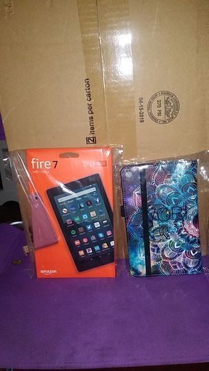 Kindle fire Hd7 with Alexa for Sale in Philadelphia, PA
