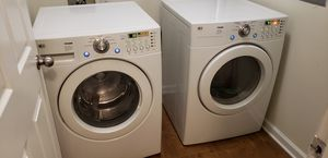 LG washer and dryer for Sale in Silver Spring, MD