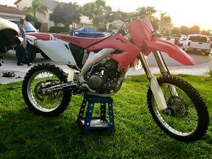 03 CRF450r pink slip in hand for Sale in Menifee, CA