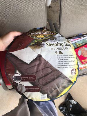 5 lb. Sleeping Bag for Sale in Austin, TX