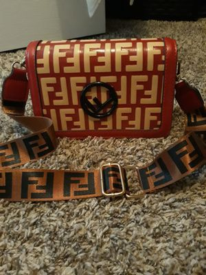 Authentic Fendi Cross body Bag $225 for Sale in Lithonia, GA