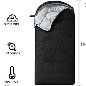 New Asout Grey Sleeping Bags for Sale in Walnut, CA