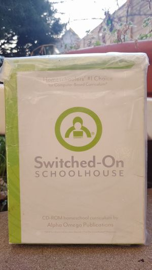 Switched On Schoolhouse Complete 4th Grade! for Sale in Salt Lake City, UT