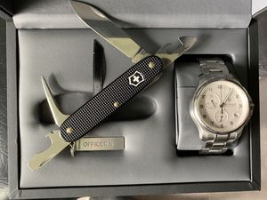 Victorinox Swiss Army Officer's Watch 241553.2 for Sale in West New York, NJ
