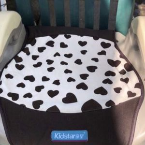 Brown Hearts Booster car seat for kids for Sale in Long Beach, CA