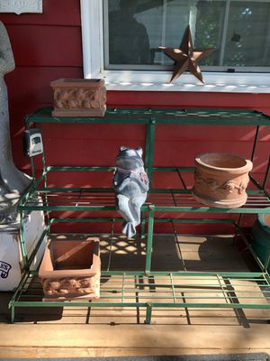 Smith Hawken - French Plant stand for Sale in Glendale, CO