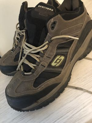 Sketchers steel toe work boots for Sale in Reisterstown, MD