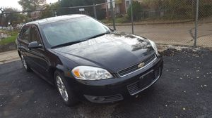2009 chevy impala lt for Sale in Baltimore, MD