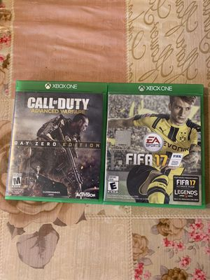 Xbox one games for Sale in Hayward, CA