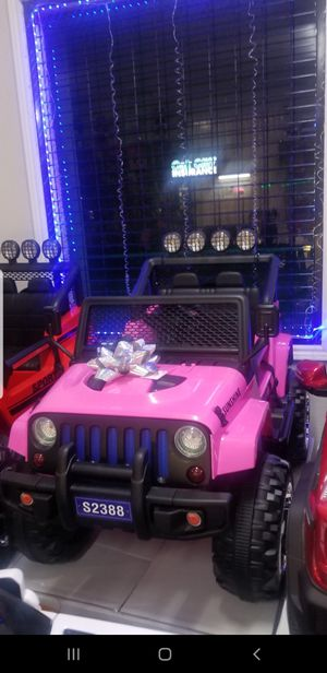 Electric Car For Kids for Sale in Dallas, TX