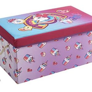 Jojo Siwa Toy Chest/ottoman for Sale in Marietta, GA