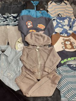 Boy clothes size 18m.😊( Set 2) for Sale in Everett,  WA