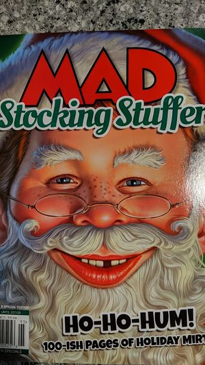 MAD Magazine Stocking Stuffer issue for Sale in Davenport, FL