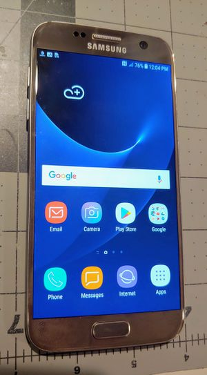 Samsung Galaxy S7 - AT&T Network in MINT Condition for Sale in Kenmore, WA