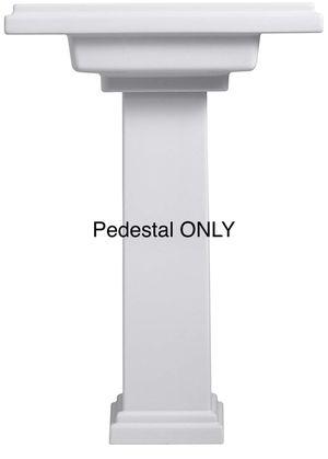 Kohler Tresham Pedestal (White) - base only K-2767-0 for Sale in Los Angeles, CA