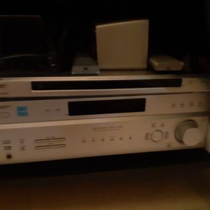 Sony DVD and equalizer . for Sale in Stuart, FL