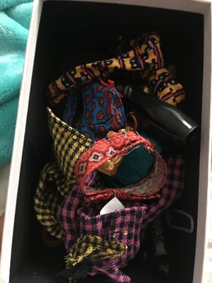 Ever after high doll clothes and monster high for Sale in Del Mar, CA