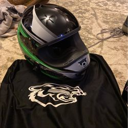 Artic Cat Helmet With Two Shields for Sale in Scituate,  RI