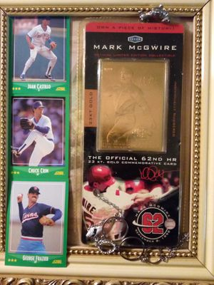 SPORTS CARDS GOOD CONDITION for Sale in Clovis, CA