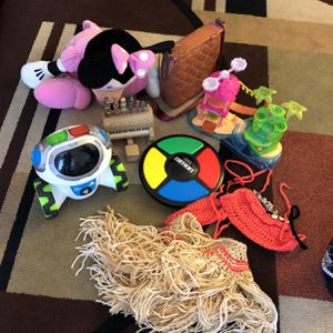 Toys ans Moana Costume for Sale in Orange, CA