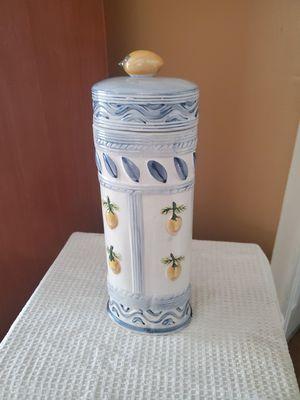 Ceramic jar for Sale in Miramar, FL