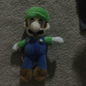 Luigi Plushie Doll for Sale in Gilbert, AZ