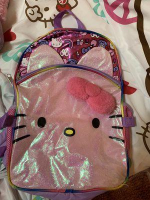 Hello Kitty book bag for Sale in Miami, FL