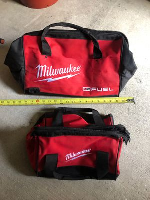 Milwaukee bag for Sale in Kent, WA