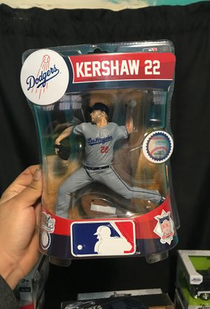 Clayton Kershaw collectible toy figure for Sale in Marina del Rey, CA