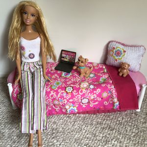 Barbie sleepover fun set for Sale in Nolensville, TN