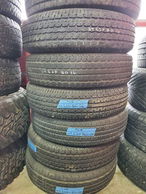 Trailer tires ST 235-80R16 for Sale in Indianapolis, IN