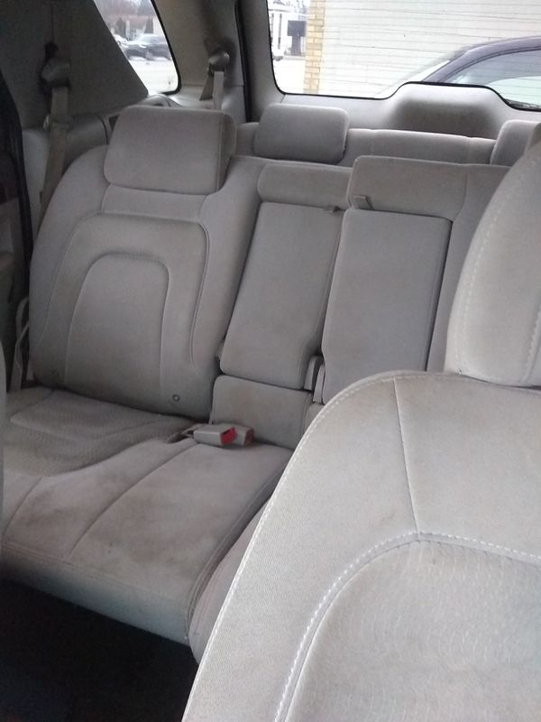 2007 Buick Rendezvous 3rd row