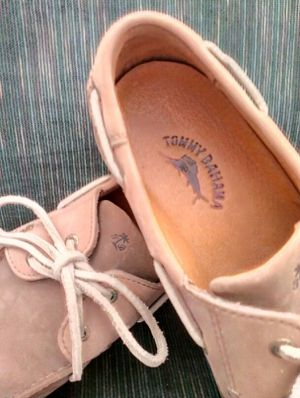 **Tommy Bahama deck shoes sz.10** for Sale in Costa Mesa, CA