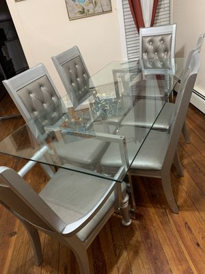 Dining set 6 chairs 🪑 for sale 🪑 for Sale in Allentown, PA