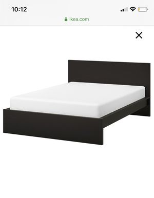 FREE Queen Bed Frame- Ikea - PENDING PICK UP for Sale in Gardena, CA