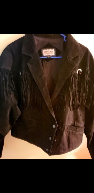 Minnetonka Leather Jacket for Sale in Indianapolis, IN