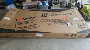 8 foot ESPN silver streak air powered hockey table for Sale in Nashville, TN
