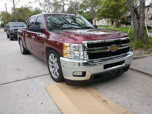2011- 2014 SILVERADO HD FRONT ENDS HOODS GRILLES N BUMPERS for Sale in Baytown, TX
