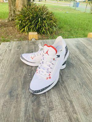 Jordan 88 Racer White Cement Mens Size 9.5 for Sale in Brandon, FL