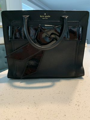 Kate Spade Bow Valley Mika Leather Bag Black for Sale in Orange, CA
