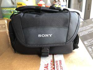 Sony Camera Shoulder Bag for Sale in Azalea Park, FL