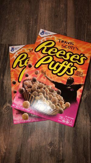 Travis Scott Reese's Puffs for Sale in Seattle, WA