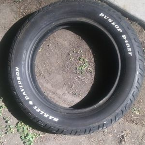 Harley-Davidson Tires New And Used, Seats and Motorcycle Stand With Wheel Chock for Sale in Palo Alto, CA