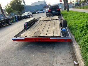 Car trailer for sale for Sale in Los Angeles, CA