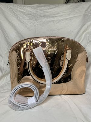 Michael Kors- Emmy Dome Satchel Rose Gold for Sale in Richmond, VA