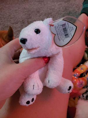 Aurora the polar bear TY beanie baby for Sale in Salt Lake City, UT