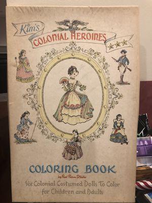 Big Coloring book for Sale in Leesburg, VA