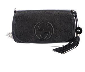 Black Gucci soho bag for Sale in Shelby Charter Township, MI