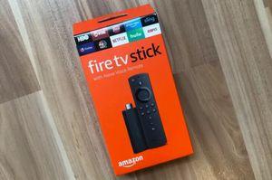 Fire tv stick with alexa voice remote for Sale in Alexandria, VA