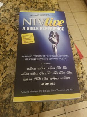 NIV live Bible Experience for Sale in UPR MARLBORO, MD